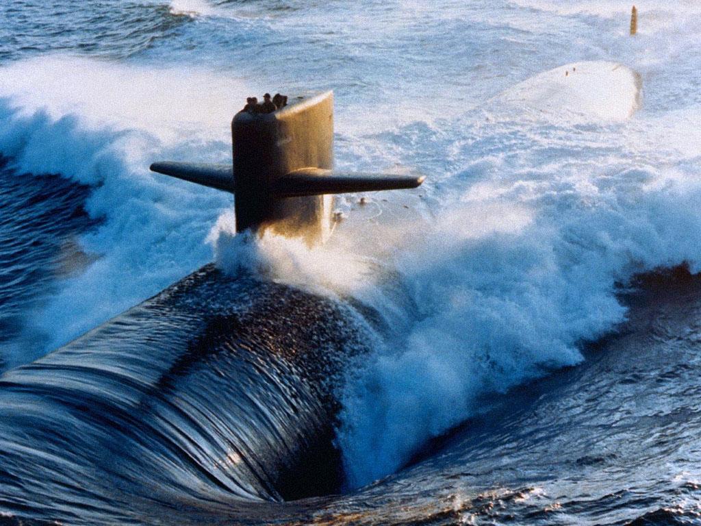 Запредельная техника подводные